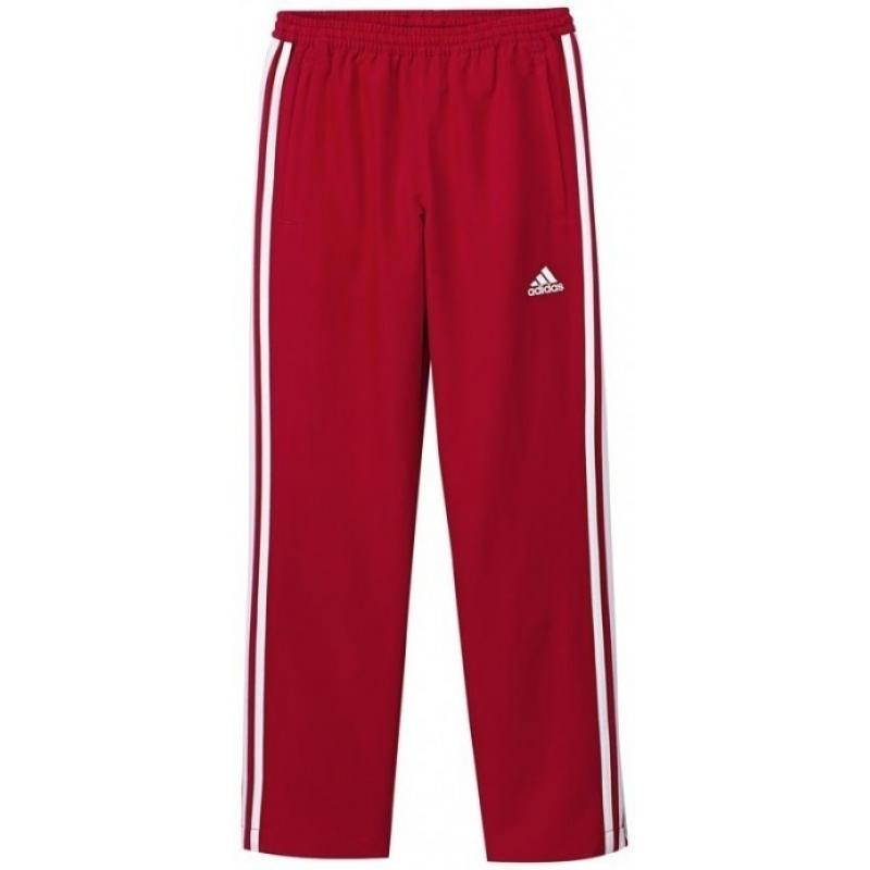 Adidas T16 Team Pant Jeugd Red DISCOUNT DEALS