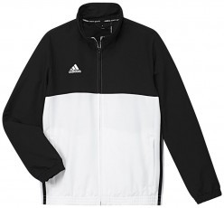 Adidas T16 Team Jacket Jeugd Black - Kopen