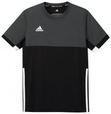 Adidas T16 Climacool Short Sleeve Tee jeugd Jongens Black