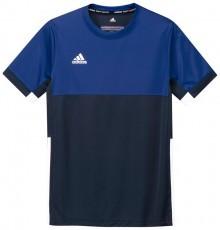 Adidas T16 Climacool Short Sleeve Tee Jeugd Jongens Navy