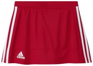 Adidas T16 Skort Jeugd Meisjes Red - Online bestellen