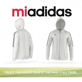 Adidas MiTeam Hooded sweater men