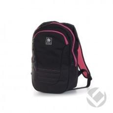 Brabo Backpack Junior Traditional Black/Pink