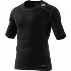 Adidas Tech Fit Base Short Sleeve Tee Mens Zwart online kopen