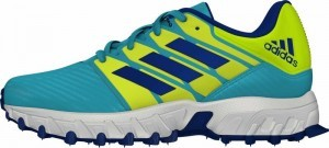 Adidas Hockey Lux Junior Yellow-Light Blue online bestellen