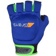 Grays Touch Glove Links Blauw/Groen online kopen