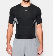 Under Armour HeatGear CoolSwitch Compression - Black