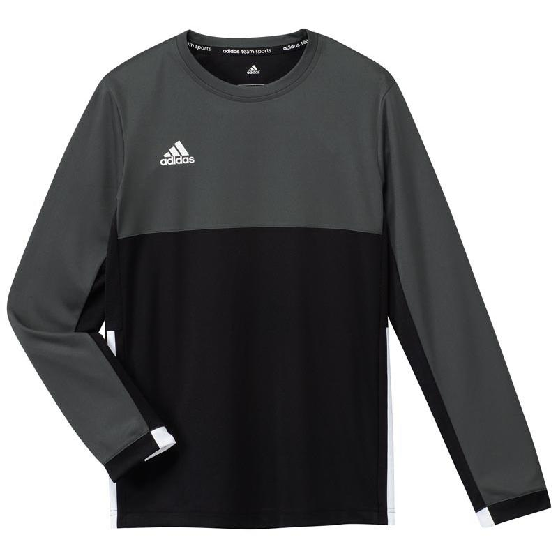 Adidas T16 Climacool Long Sleeve Tee Jeugd Jongens Black DISCOUNT DEALS