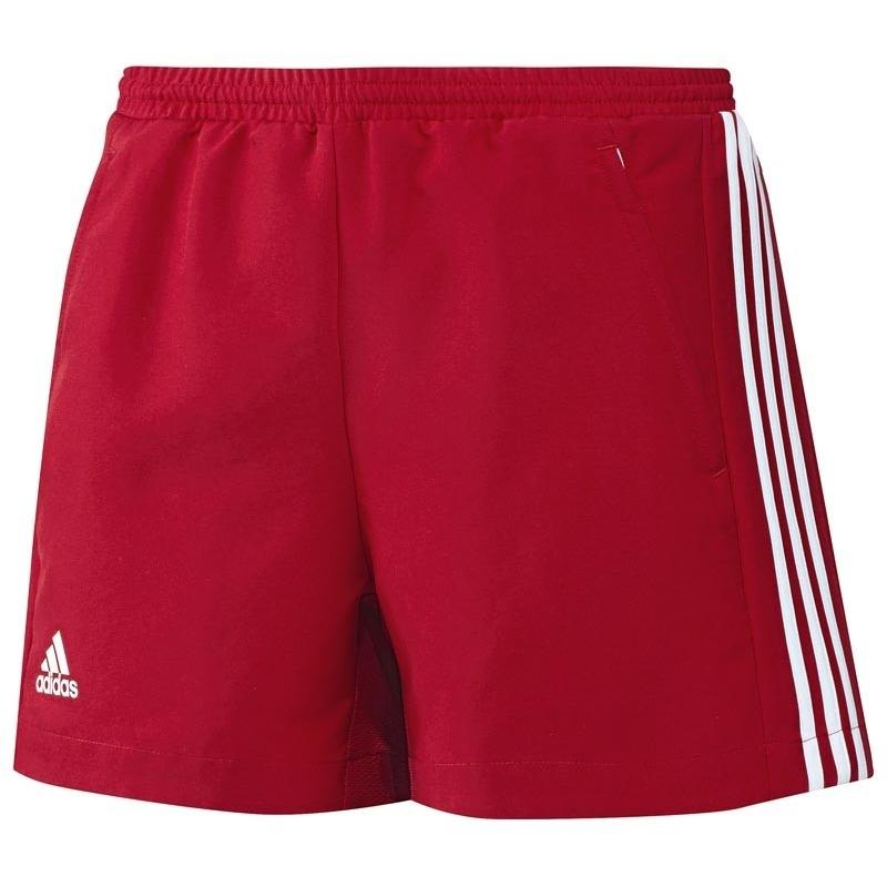 Adidas T16 Climacool Short Women Red DISCOUNT DEALS