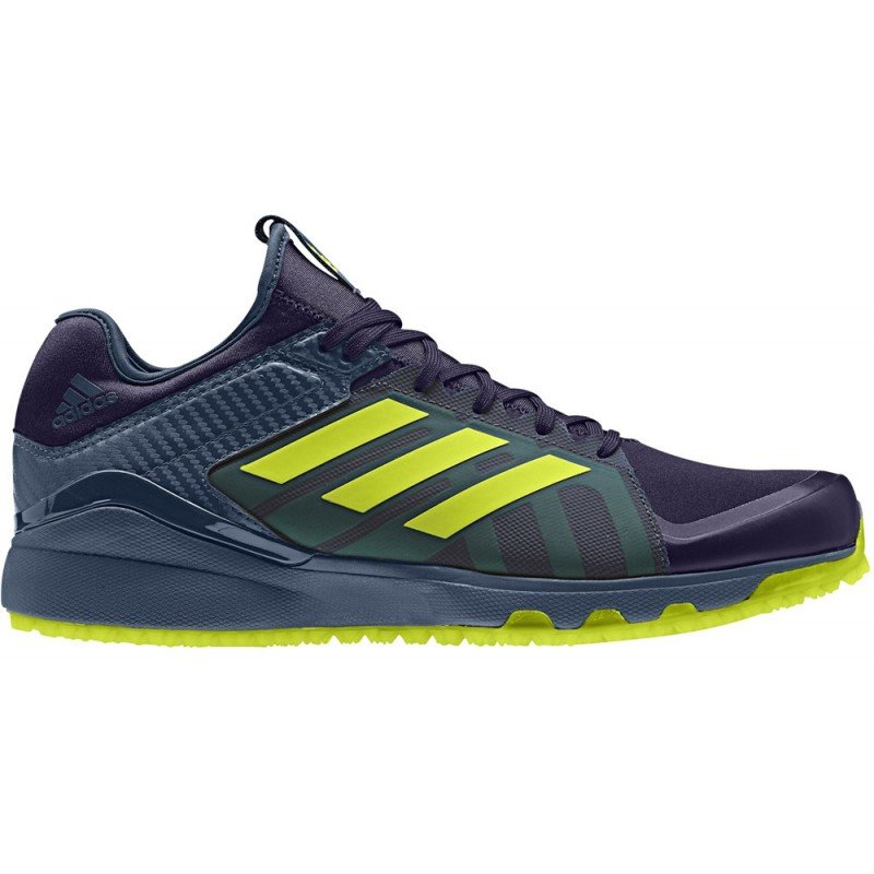 sports shoes 51a30 7d24b ... Adidas Hockey Lux BlueYellow 2017-2018  DISCOUNT DEALS. 2200.33.23