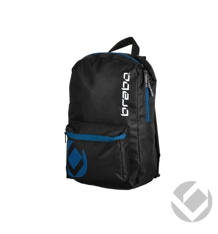 f59b2000510 Brabo Backpack JR Storm Black/Blue - online bestellen