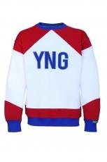 Y1 Hockey London Young Retro sweat online kopen