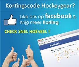 Hockeygear kortingscode Facebook