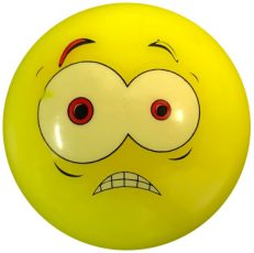 Hockeybal Emoticon / Smiley | Yellow Fear online kopen