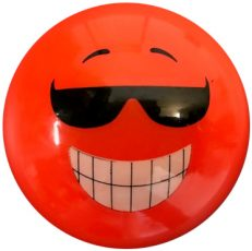 Hockeybal Emoticon / Smiley | Orange Sunglasses online kopen