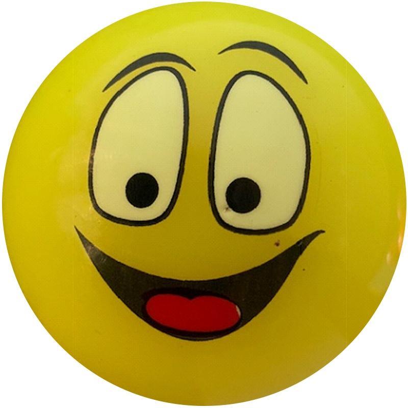5cb4d9c8822 Hockeybal Emoticon Smiley Yellow Smile - online bestellen