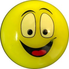 Hockeybal Emoticon / Smiley | Yellow Smile online kopen