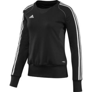 Adidas T12 Crew Sweat Women Black | DISCOUNT DEALS