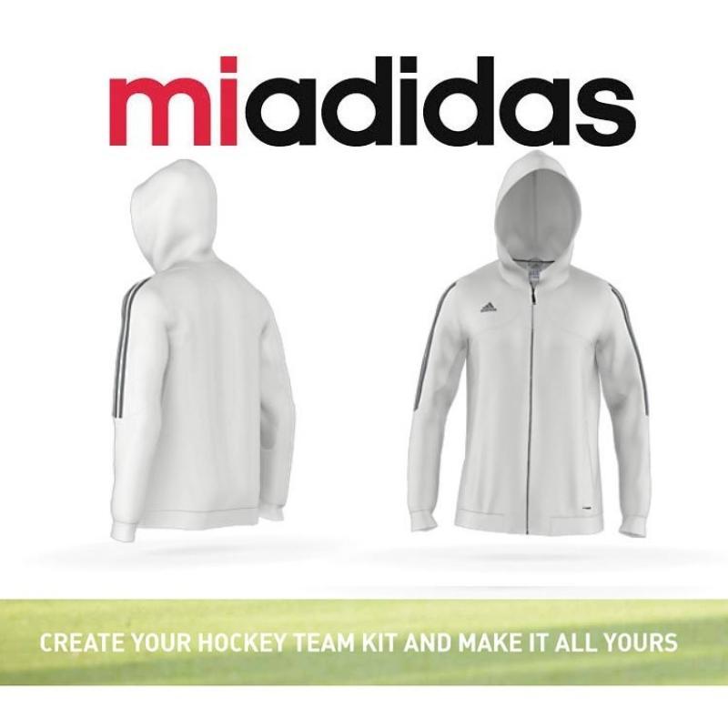 Adidas MiTeam Hooded sweater kids