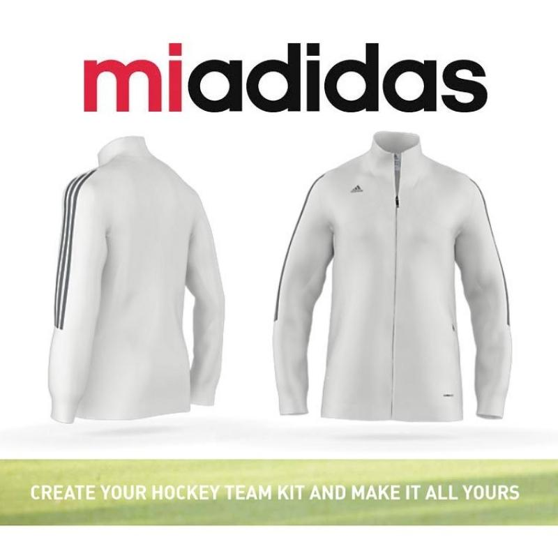 Adidas MiTeam Trainingsjacket mens