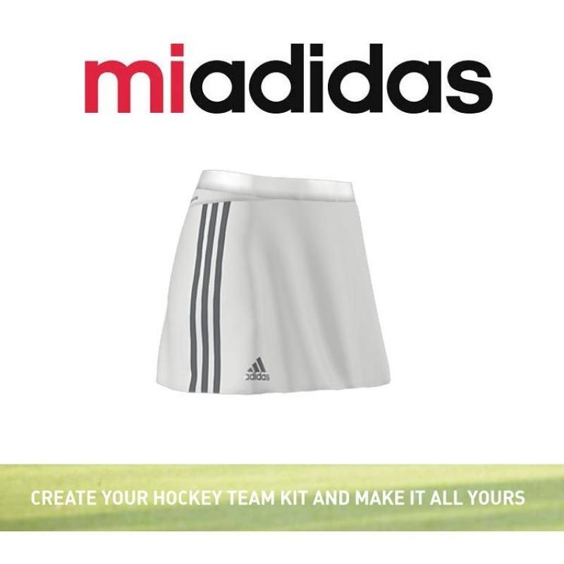 056cba06e6e Adidas MiTeam Skort kids hockeybroeken - online bestellen