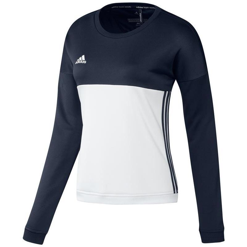 Adidas T16 Crew Sweat Women Navy