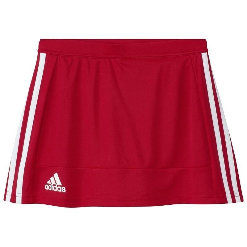 Adidas T16 Skort Jeugd Meisjes Red DISCOUNT DEALS