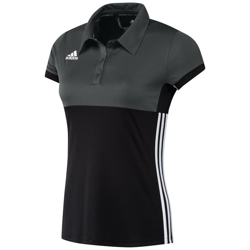 ba4b0d51051 Adidas T16 Climacool Polo Women Black DISCOUNT DEALS