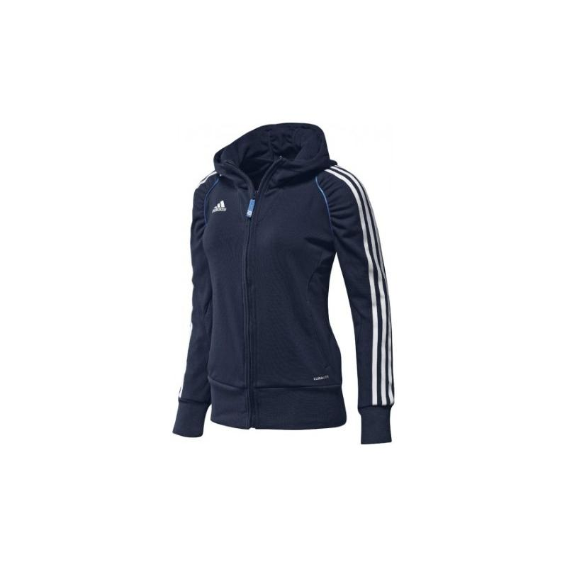 Adidas T12 Hoody Women Navy | DISCOUNT DEALS