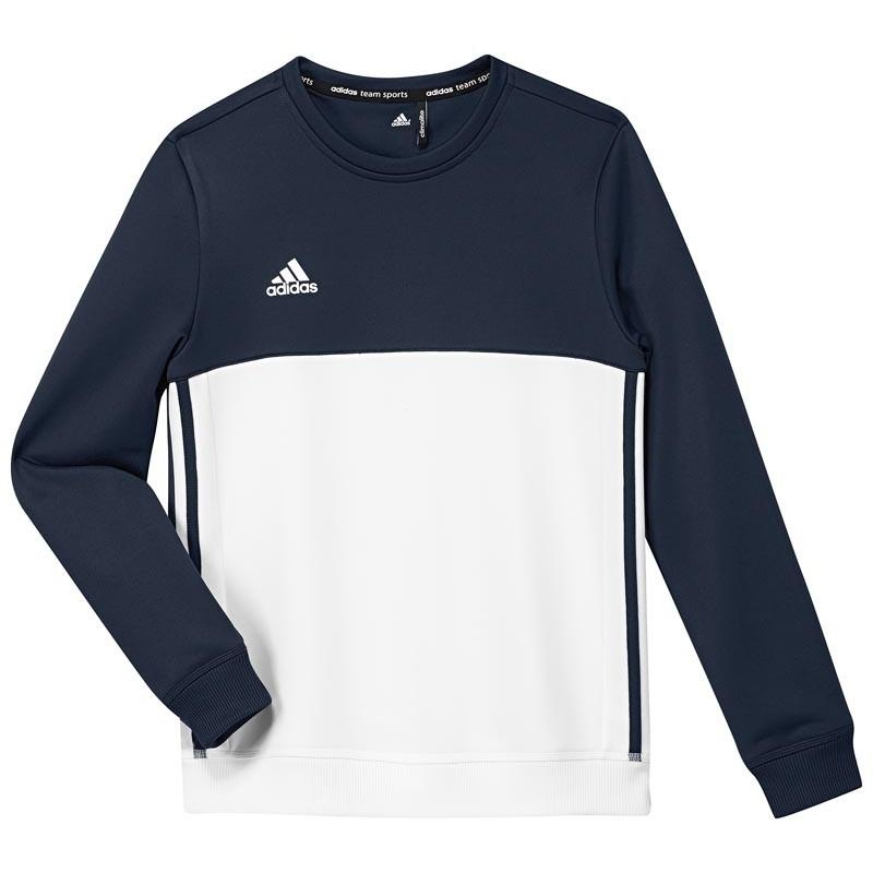 Adidas T16 Crew Sweat Jeugd Navy