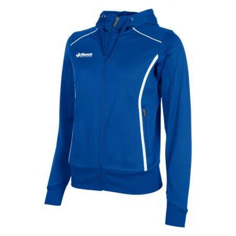 Reece Core TTS Hooded Full Zip Ladies - Blue
