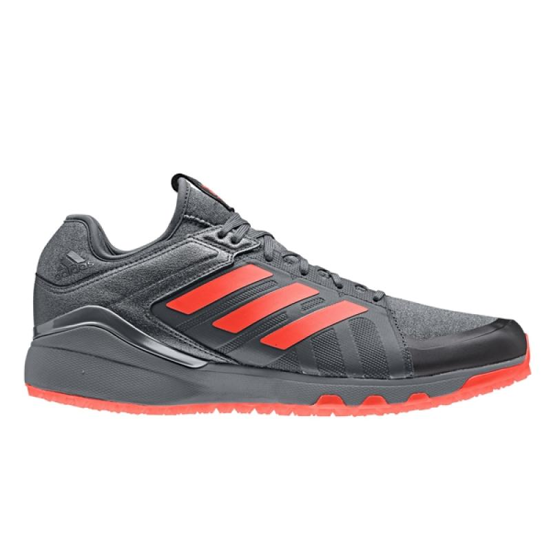 Adidas Lux 1.9S Core Black - Solar Red