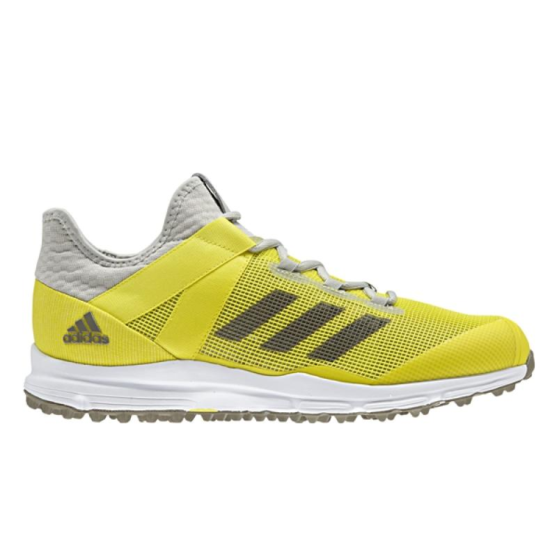 Adidas Zone Dox 1.9S Ash - Shock Yellow