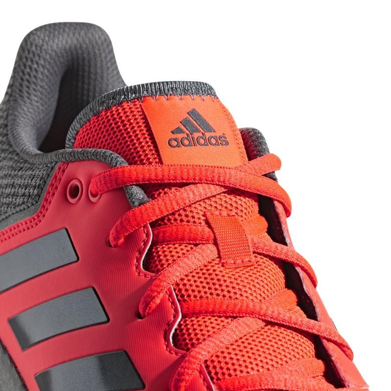 Adidas Flexcloud Solar Red Core Black
