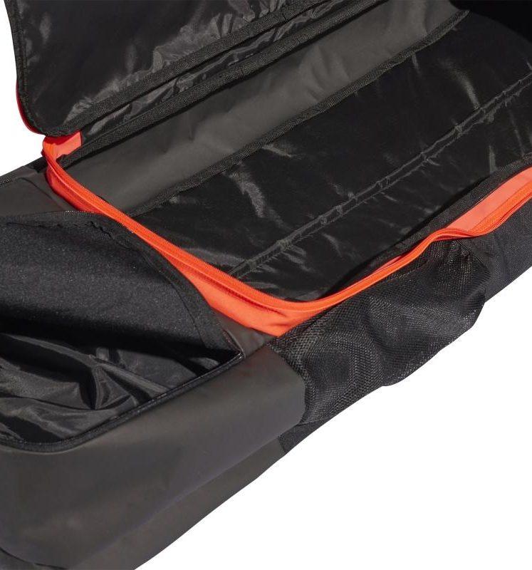 6e781838f3b Adidas HY Kit Bag Black/Red Sticktassen | Hockeytassen kopen