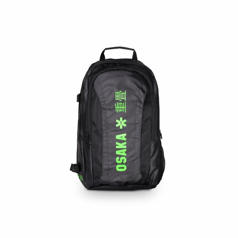 93ea3b91595 Osaka sp large backpack black / green alle osaka hockeytassen zijn gemaakt  van extreem duurzame dura