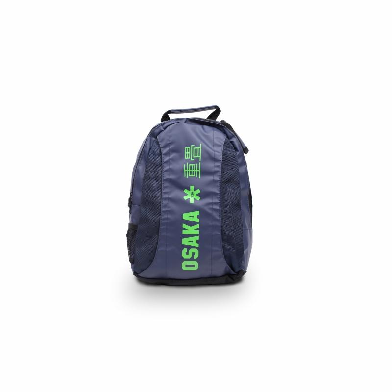 9d873957b26 Osaka sp junior backpack navy / green alle osaka hockeytassen zijn gemaakt  van extreem duurzame dura
