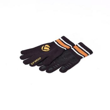 online store f6cd7 3ec5c Brabo Wintergloves BlackOrange