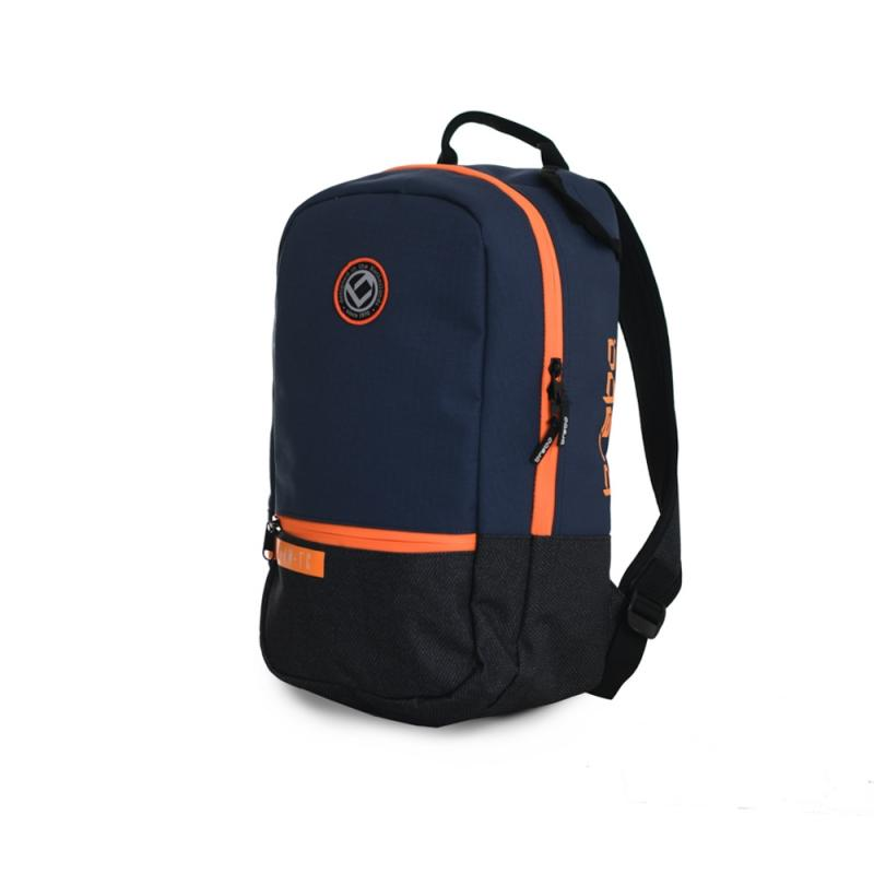 1a05b6903c2b03 Brabo Backpack Team TC Blue/Black/Orang Rugzakken | Hockeytassen kopen