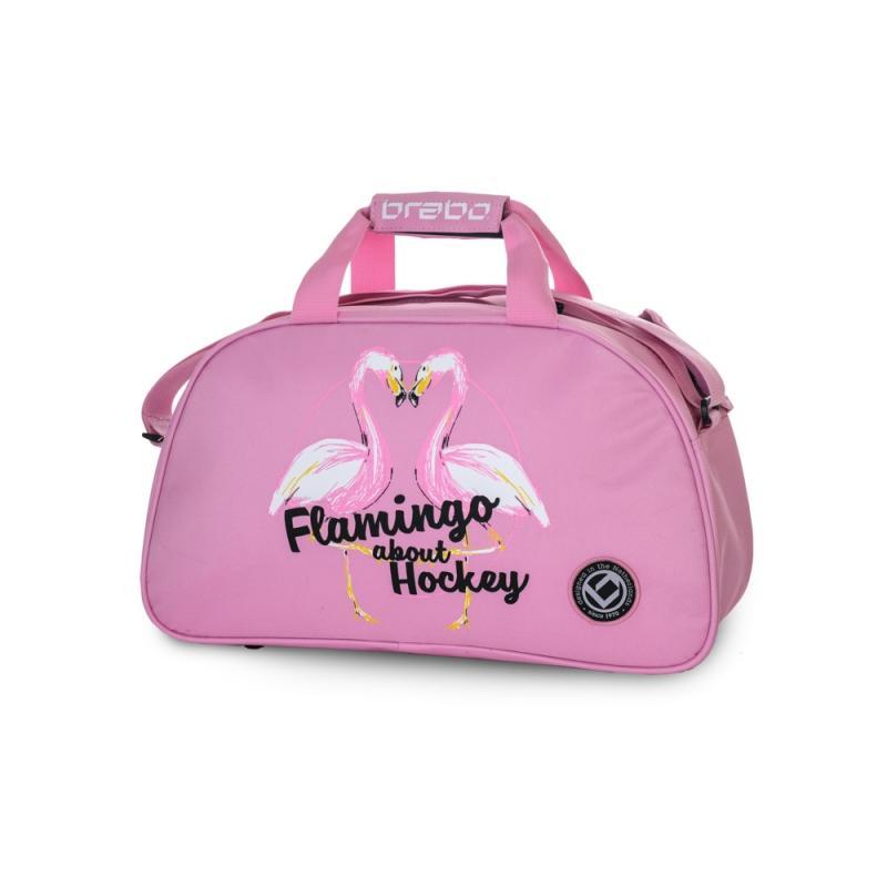 4c815bc28f4 ... Brabo Shoulderbag Flamingo Pastel Pink.  319.85510.030_Shoulderbag_Flamingo_Pastel_Pink_side