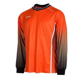 wholesale dealer 1eba6 862f6 Reece Luke Keeper Shirt – OrangeBlack