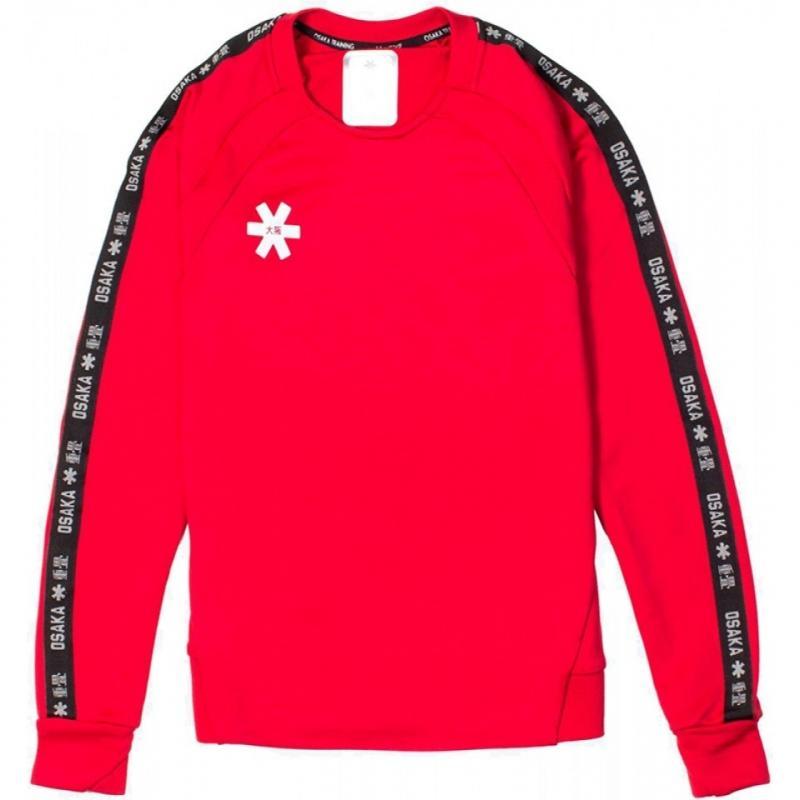 Osaka Women Training Sweater - Red