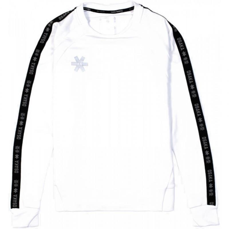 Osaka Training Sweater Women - White