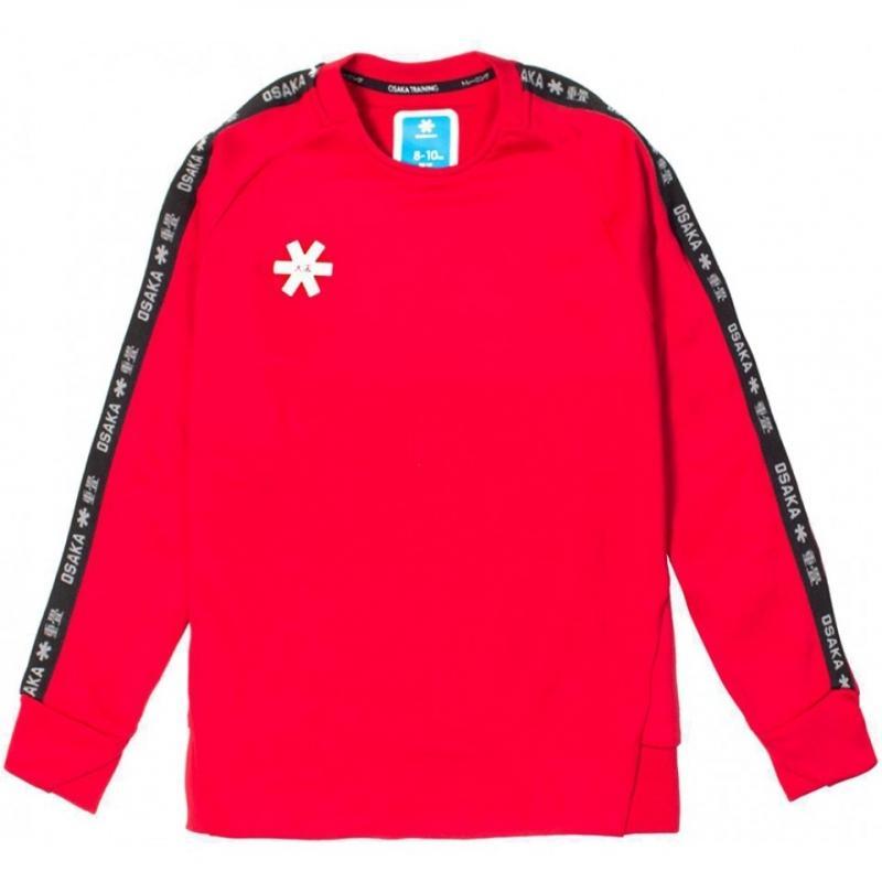 Osaka Training Sweater Deshi/Kids - Red