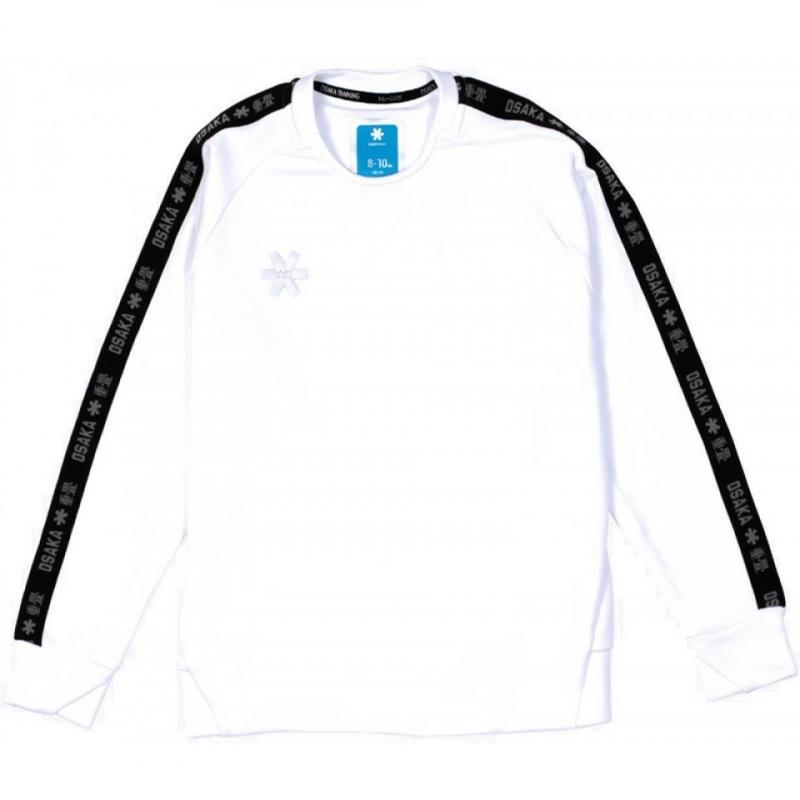 Osaka Training Sweater Deshi/Kids - White