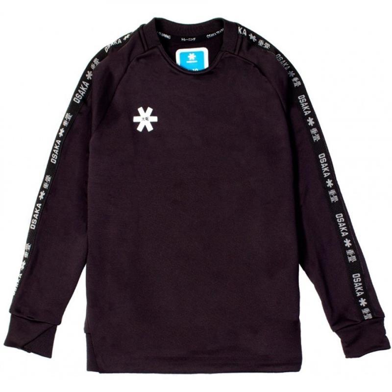Osaka Training Sweater Deshi/Kids - Black