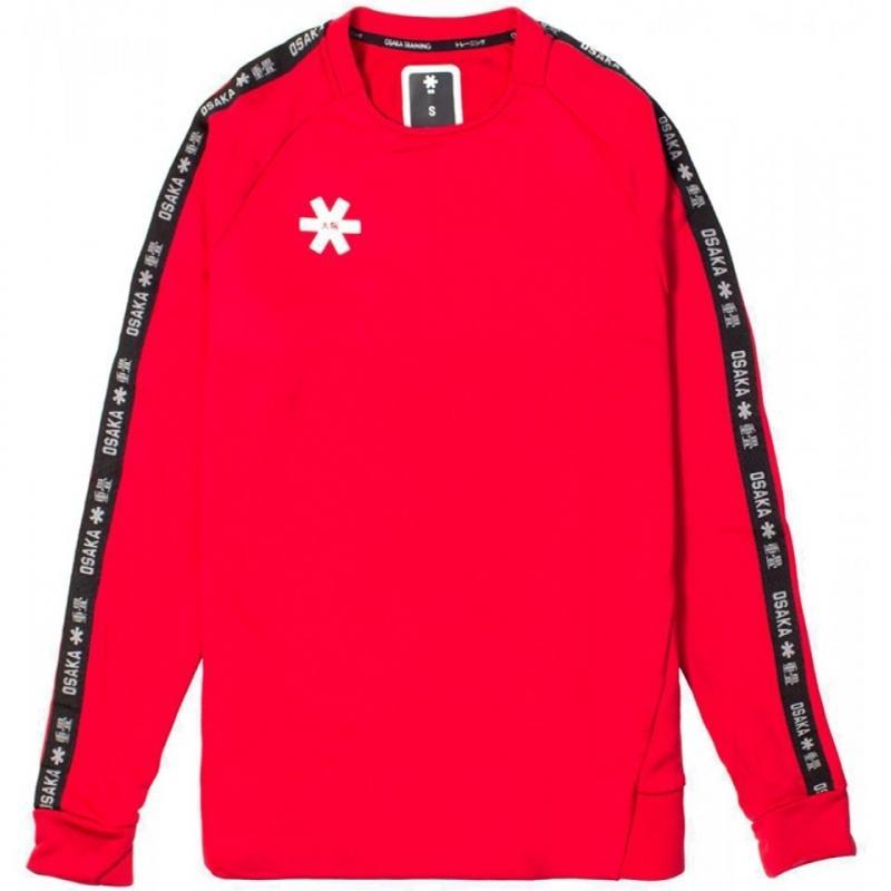 Osaka Training Sweater Men - Red