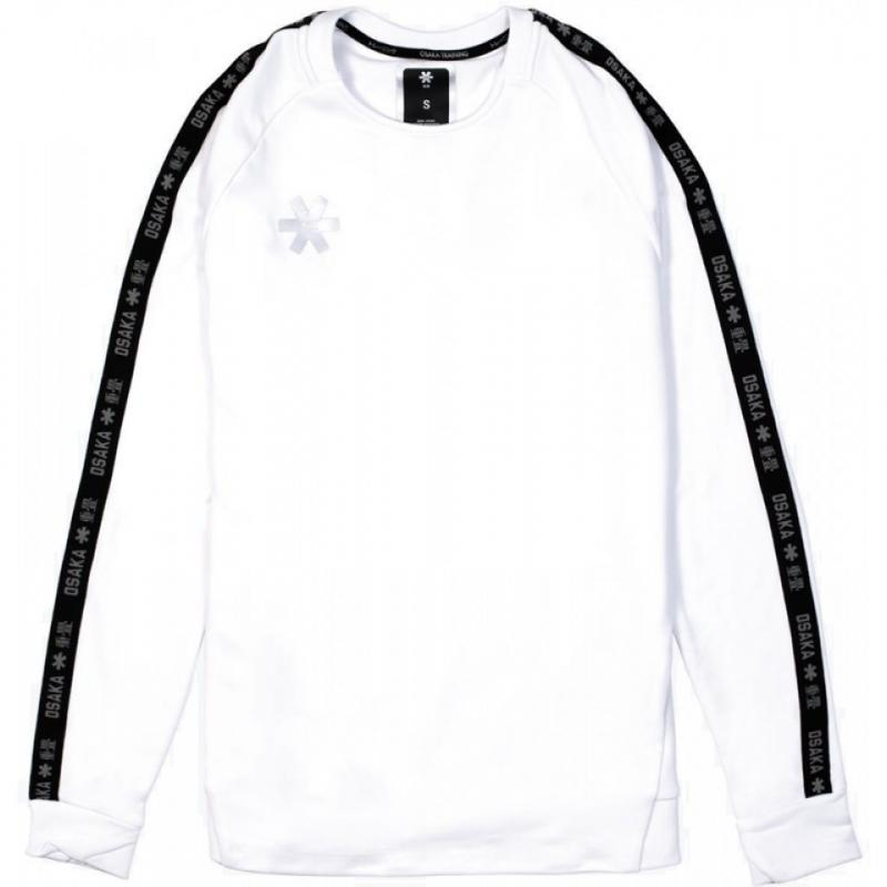 Osaka Training Sweater Men - White