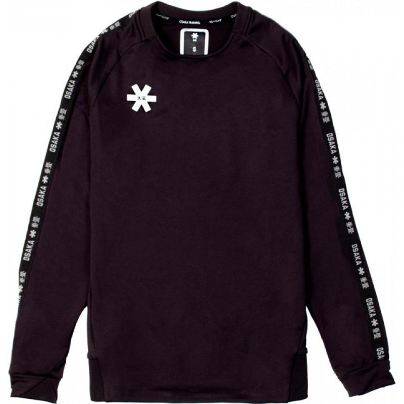 Osaka Training Sweater Men - Black