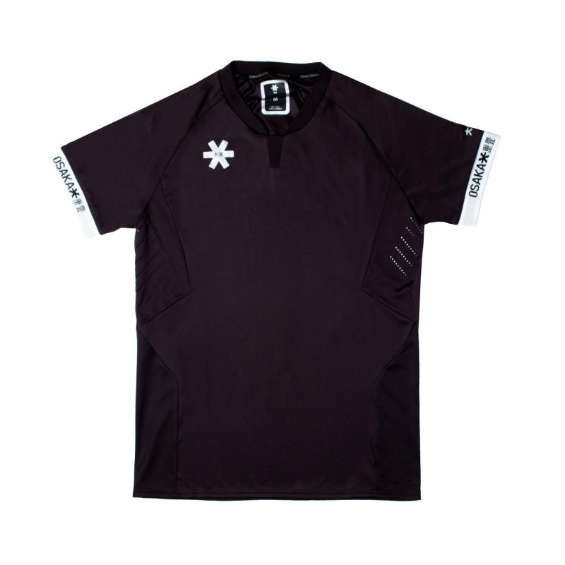 Osaka Team Polo Jersey Men - Black